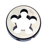 Плашка резьбонарезная HSS DIN 13-2