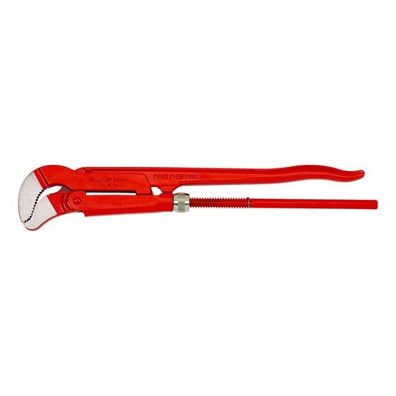 Ключ трубный, S-образный - 1
