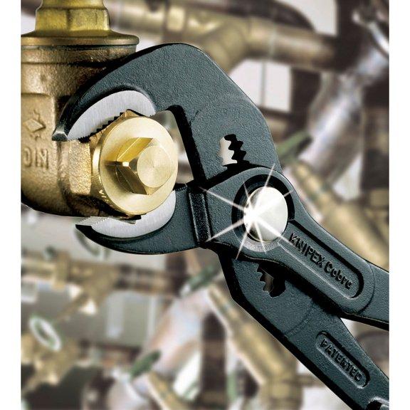 Клещи трубные DIN ISO 8976 - 3