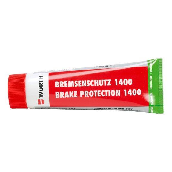 Защитная паста для тормозов 1400 - 1