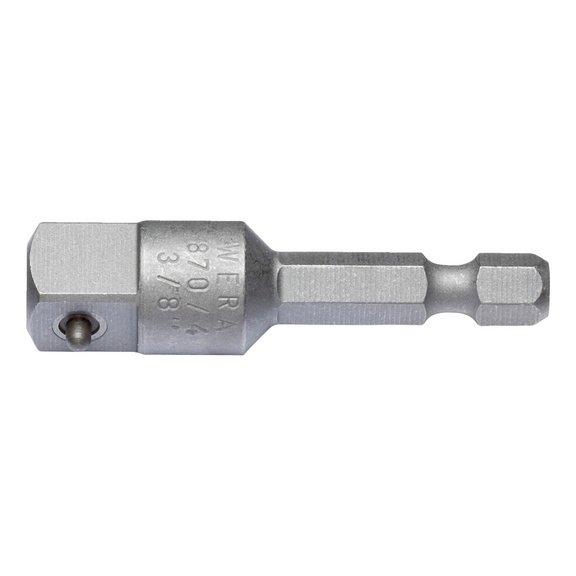 Переходник DIN 7428 E 6.3 (1/4 дюйма) - 1