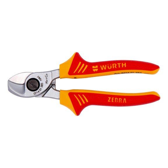 Ножницы для резки кабеля VDE с одним лезвием - 1