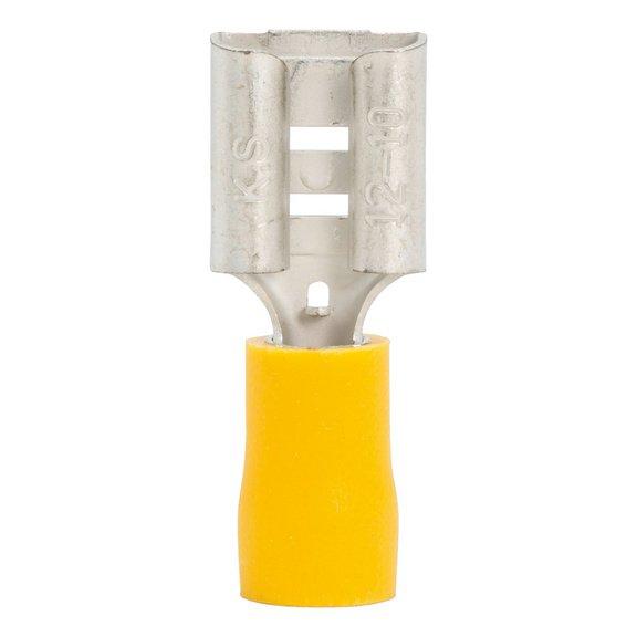 Обжимной кабельный наконечник, штыревой контакт - 1