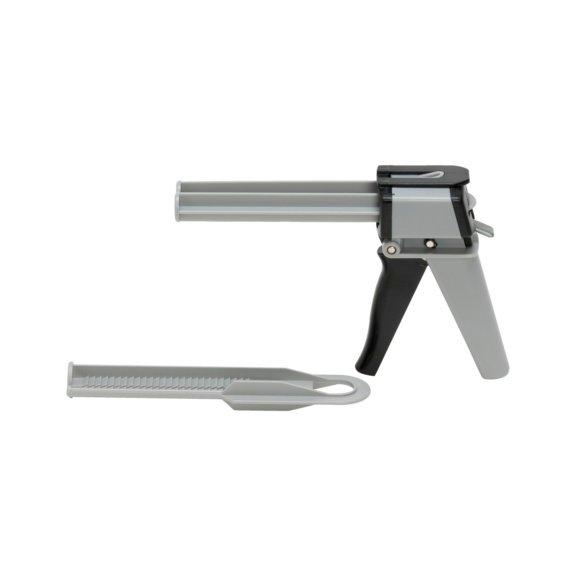 Пистолет для туб, двойной, 2-комп. клей, 38/50 мл - 1