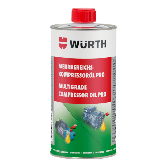 Компрессорное масло, универсальное Pro - 1