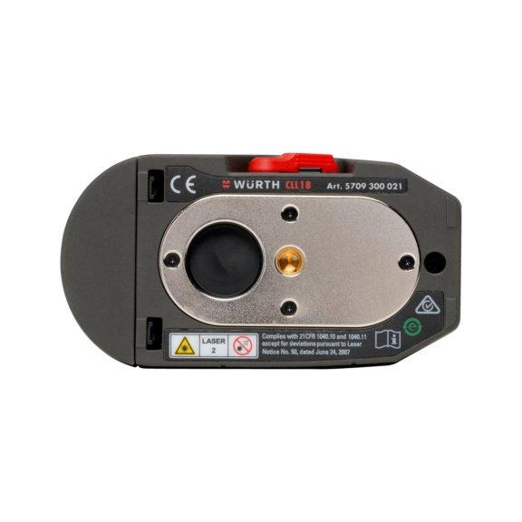 Линейный лазер крестовой CLL 18 - 3