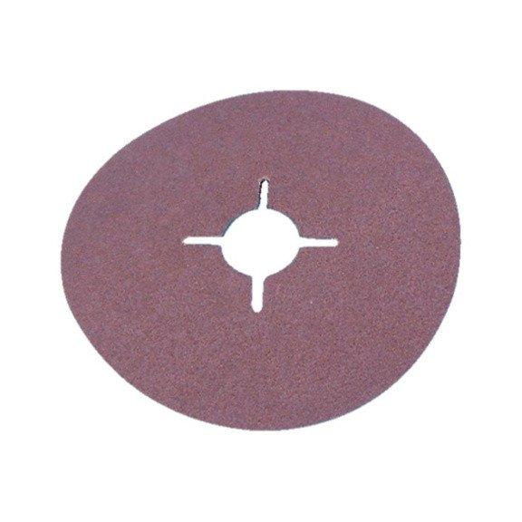 Диск из вулканизированного волокна с синтетическим корундом - 1