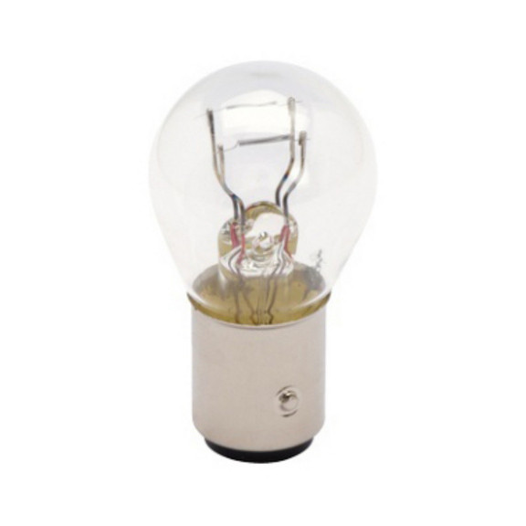 Лампа указателя поворота и стоп-сигнала P21/5W 12 вольт - 1