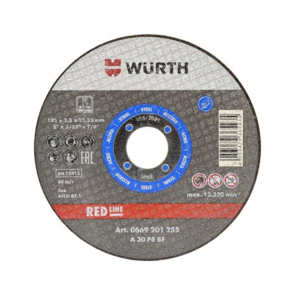 Отрезные диски - 1