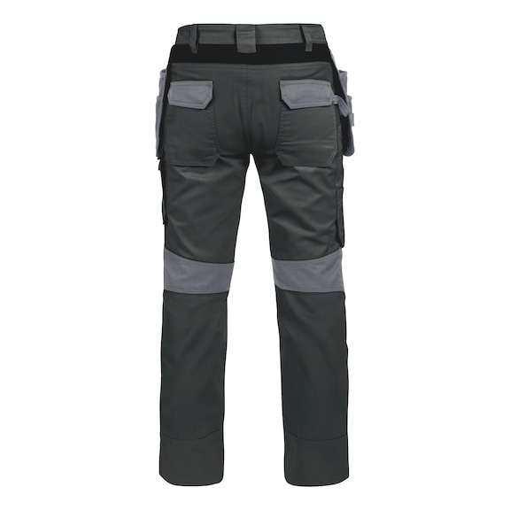 Trousers Cetus with holster pocket - 4
