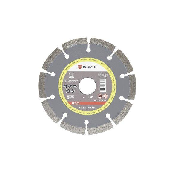 Алмазные отрезные диски - 1