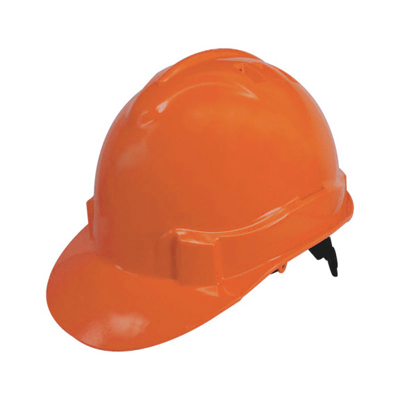 Захисна каска PROGUARD, EN397-6POINT, оранжева {арт. 0899200171} - 1