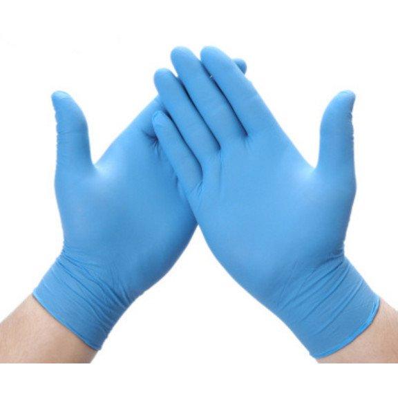 Disposable gloves nitrile blue DGY05 - 1