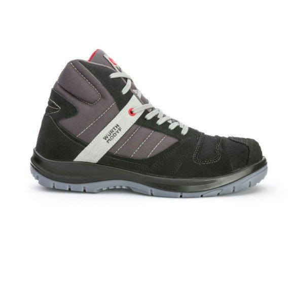Защитные ботинки, S3, Stretch X - 5