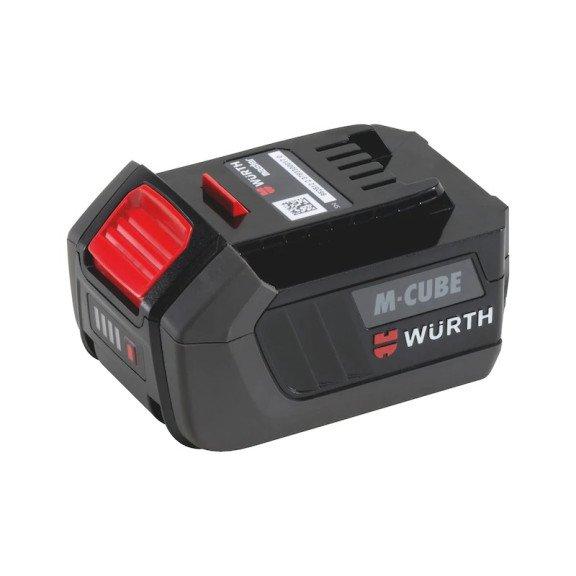 Акумуляторна батарея LIION-18V/4,0AH-M-CUBE-BASIC {арт. 5704180000} - 1