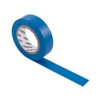 Ізоляційна стрічка PVC, синя, 18мм/10м {арт. 1985105}